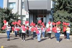 20.10.2020 Тематический флешмоб с участием студентов ТГУ