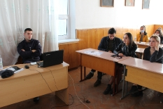 22.10.2020 Встреча с представителями пограничной полиции