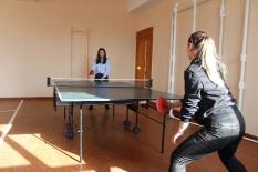 Университетский турнир по теннису 13.02.2020