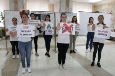 Неделя борьбы против торговли людьми