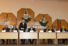 Встреча с министром МИД Болгарии Кристиан Вигенин_5