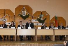 Встреча с министром МИД Болгарии Кристиан Вигенин_6
